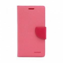 Futrola za LG G5 preklop sa magnetom bez prozora Mercury - roza