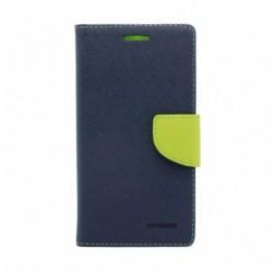 Futrola za LG G5 preklop sa magnetom bez prozora Mercury - tamno plava