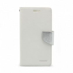 Futrola za Sony Xperia Z5 preklop sa magnetom bez prozora Mercury - bela