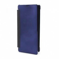 Futrola za Samsung Galaxy Note 8 preklop bez magneta bez prozora See - tamno plava