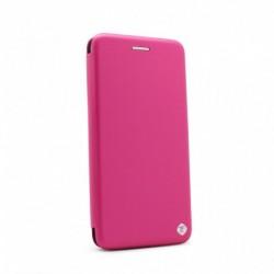 Futrola za Samsung Galaxy A8 Plus (2018) preklop bez magneta bez prozora Teracell flip - pink
