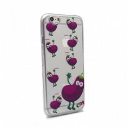 Futrola za iPhone 6/6s leđa Rolling eyes - paradajz
