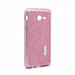 Futrola za Samsung Galaxy J3 Emerge/Eclipse/Prime/J3 (2017) USA leđa Motomo sparkle - pink
