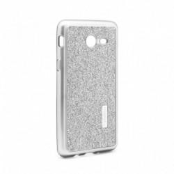 Futrola za Samsung Galaxy J3 Emerge/Eclipse/Prime/J3 (2017) USA leđa Motomo sparkle - srebrna