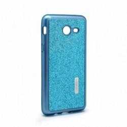 Futrola za Samsung Galaxy J7 (2017) USA leđa Motomo sparkle - plava