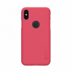 Futrola za iPhone X/XS leđa Nillkin scrub - crvena