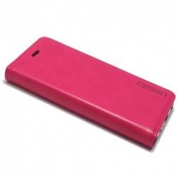Futrola za Huawei P10 preklop bez magneta bez prozora Mercury model 1 - pink