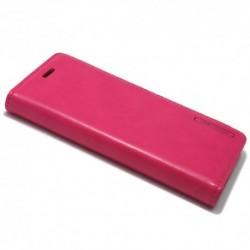 Futrola za Samsung Galaxy A5 (2017) preklop bez magneta bez prozora Mercury model 1 - pink