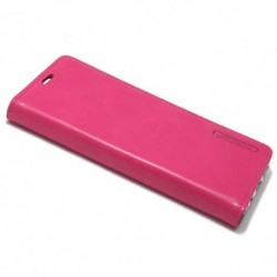 Futrola za Samsung Galaxy S8 preklop bez magneta bez prozora Mercury model 1 - pink