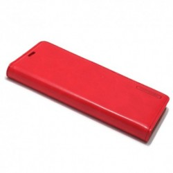 Futrola za Samsung Galaxy S8 Plus preklop bez magneta bez prozora Mercury model 1 - crvena
