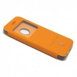 Futrola za iPhone 6/6s preklop bez magneta sa prozorom Baseus Terse youth - siva