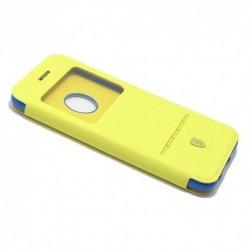 Futrola za iPhone 6/6s preklop bez magneta sa prozorom Baseus Terse youth - teget