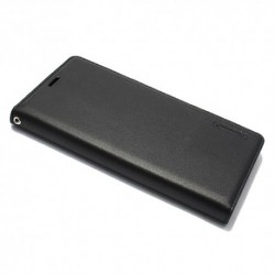 Futrola za Huawei Mate 10 lite preklop bez magneta bez prozora Hanman - crna