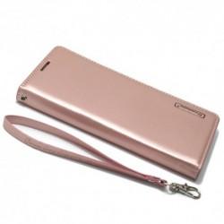 Futrola za LG G6 preklop bez magneta bez prozora Hanman - svetlo roza
