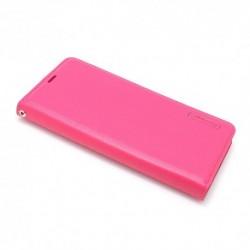 Futrola za Samsung Galaxy S9 preklop bez magneta bez prozora Hanman - pink