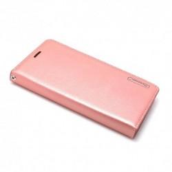 Futrola za iPhone 6 plus/6s plus preklop bez magneta bez prozora Hanman - svetlo roza
