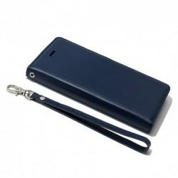 Futrola za iPhone 6/6s preklop bez magneta bez prozora Hanman - teget