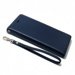 Futrola za iPhone 7 Plus/8 Plus preklop bez magneta bez prozora Hanman - teget