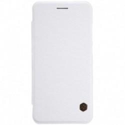 Futrola za Huawei P10 lite preklop bez magneta bez prozora Nillkin Qin - bela