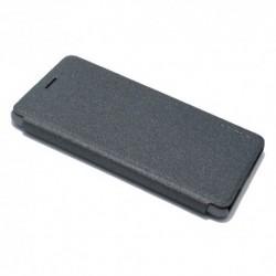Futrola za Nokia 7 preklop bez magneta bez prozora Nillkin sparkle - siva