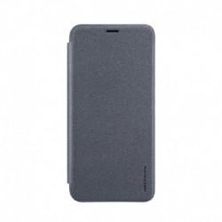 Futrola za Huawei Honor 9 lite preklop bez magneta sa prozorom Nillkin sparkle - crna