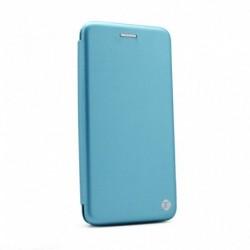 Futrola za Huawei Enjoy 7S/P smart preklop bez magneta bez prozora Teracell Flip cover - plava