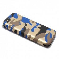 Futrola za Samsung Galaxy S8 preklop bez magneta bez prozora Army - model 2