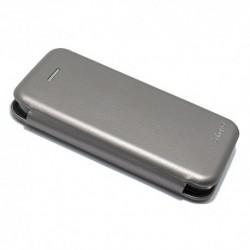 Futrola za Huawei P9 Lite preklop bez magneta bez prozora iHave - siva
