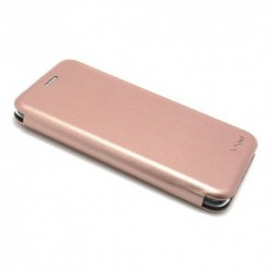 Futrola za Huawei Enjoy 7S/P smart preklop bez magneta bez prozora iHave - roza