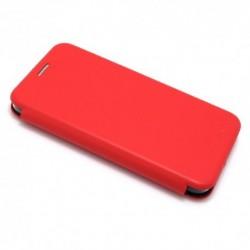 Futrola za LG Q6/Q6 Plus/Q6a preklop bez magneta bez prozora iHave - crvena