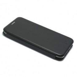Futrola za Motorola Moto C preklop bez magneta bez prozora iHave - crna