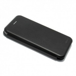 Futrola za Motorola Moto E4 Plus preklop bez magneta bez prozora iHave - crna