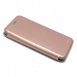 Futrola za Motorola Moto E4 Plus preklop bez magneta bez prozora iHave - roza