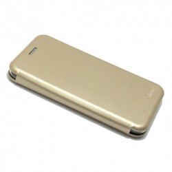 Futrola za Motorola Moto G5s preklop bez magneta bez prozora iHave - zlatna