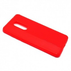 Futrola za Xiaomi Redmi Note 4/4X leđa Carbon line - crvena