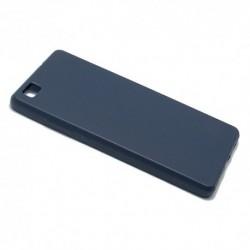 Futrola za Huawei P8 Lite leđa Ultra tanki kolor - teget