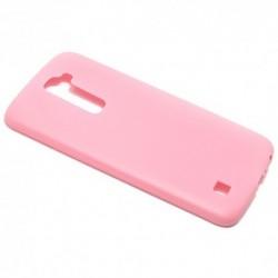 Futrola za LG K10 leđa Ultra tanki kolor - roza