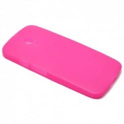 Futrola za Motorola Moto G2 leđa Ultra tanki kolor - pink