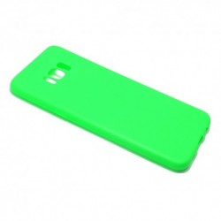 Futrola za Samsung Galaxy S8 Plus leđa Ultra tanki kolor - zelena