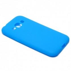 Futrola za Samsung Galaxy J1 leđa Ultra tanki kolor - plava