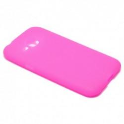 Futrola za Samsung Galaxy J1 leđa Ultra tanki kolor - roza