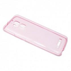 Futrola za Asus Zenfone 3 Max ZC520TL leđa Ultra tanki protect - pink