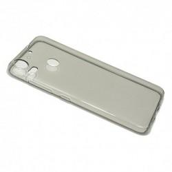 Futrola za HTC Desire 10 Pro leđa Ultra tanki protect - siva