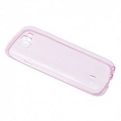 Futrola za LG K3 leđa Ultra tanki protect - pink