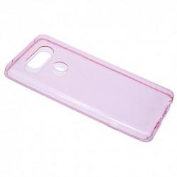 Futrola za LG V20 leđa Ultra tanki protect - pink