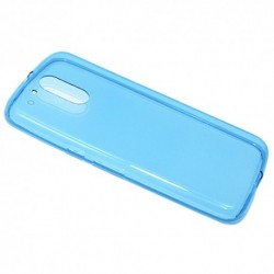 Futrola za Motorola Moto G4/G4 Plus leđa Ultra tanki protect - plava