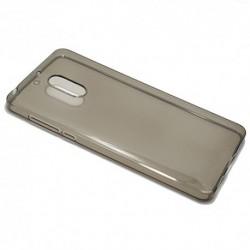 Futrola za Nokia 6 leđa Ultra tanki protect - siva