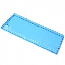 Futrola za Sony Xperia XA1 Ultra leđa Ultra tanki protect - plava