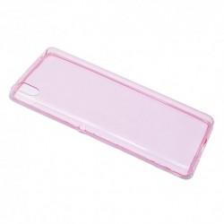 Futrola za Sony Xperia XA leđa Ultra tanki protect - pink