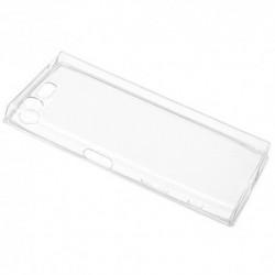 Futrola za Sony Xperia X Compact leđa Ultra tanki protect - bela